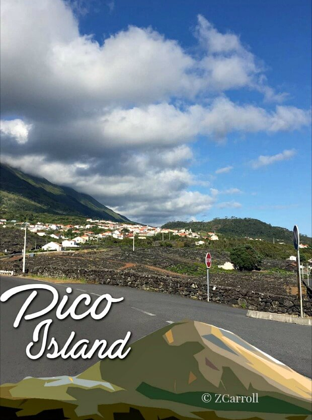A Trip to Pico Island Azores Through the Eyes of My Son