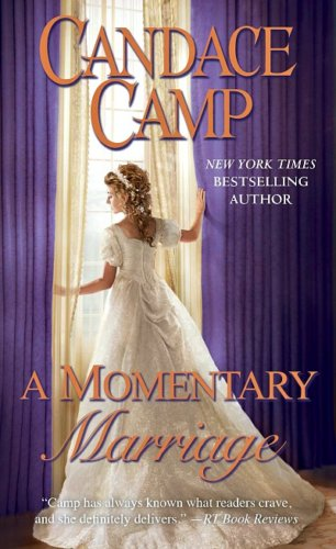 A Momentary Marriage by Candace Camp: Book Review