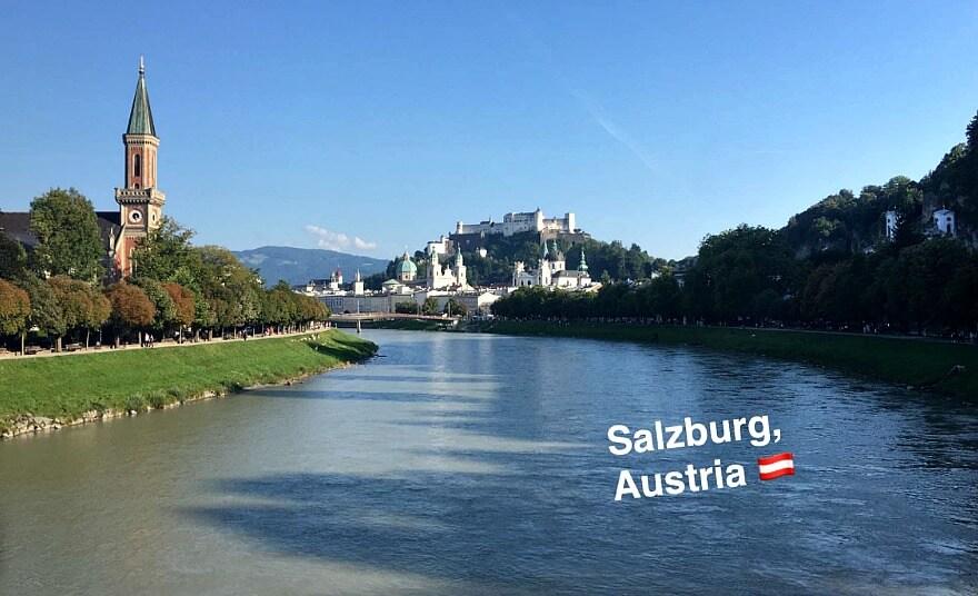 A Quick Trip Through Salzburg and Munich