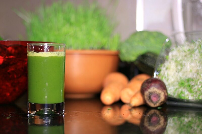 Discover the Top 4 Benefits of Juicing