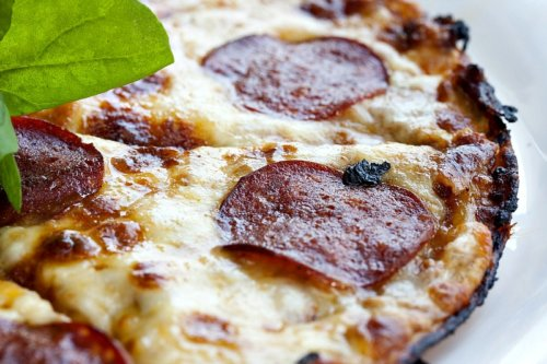 Cauliflower Veggie Crust Pizza Recipe