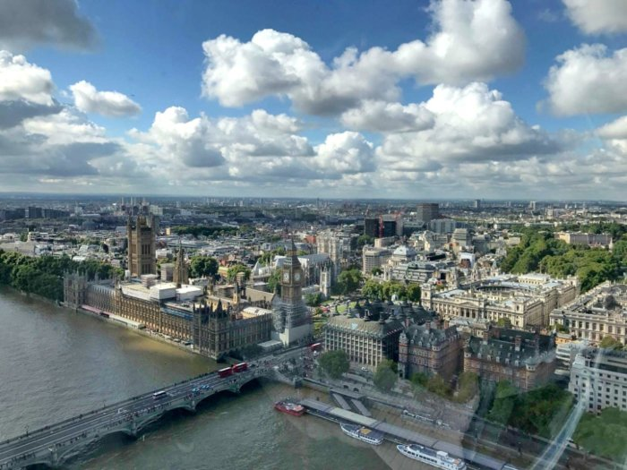 A Stop in London Through the Eyes of My Son