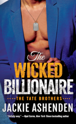The Wicked Billionaire by Jackie Ashenden: Book Review