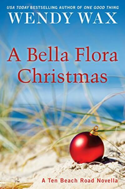 A Bella Flora Christmas by Wendy Wax - book review AMidlifeWife