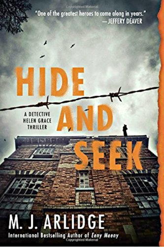 Hide and Seek by M.J. Arlidge: Book Review