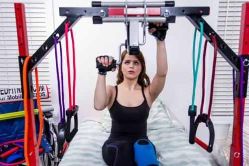The Ultimate Workout and Recovery Gym – Perfect for Rehab or Disabled Persons