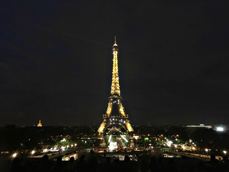 Snapshots from Paris Through the Eyes of My Son
