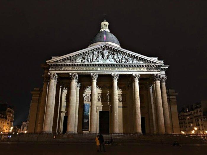 A Visit to Paris Through the Eyes of My Son - Paris at Night