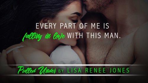 Pulled Under by Lisa Renee Jones: A Standalone Walker Security Novel