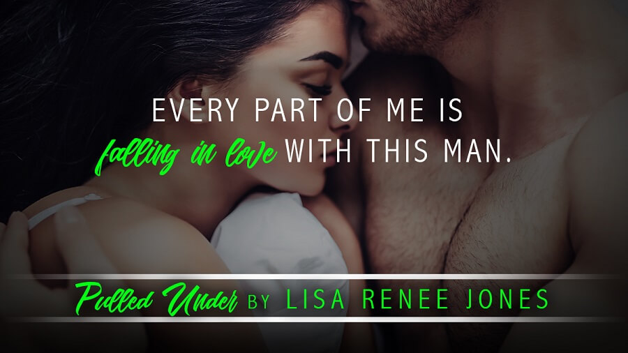 Pulled Under by Lisa Renee Jones: A Standalone Walker Security Novel - book review
