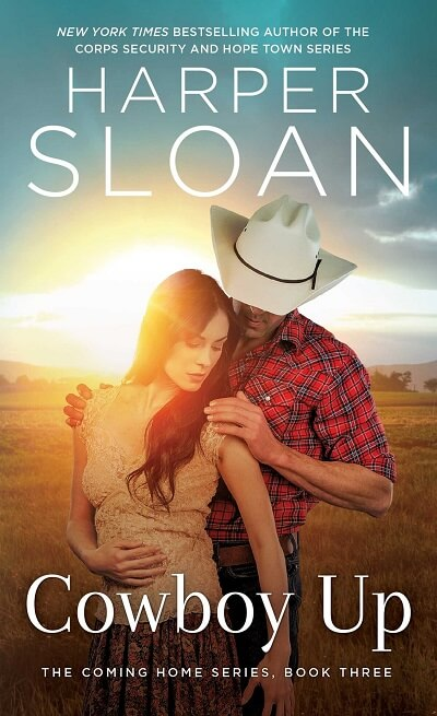 Cowboy Up by Harper Sloan: Book Review - A Midlife Wife