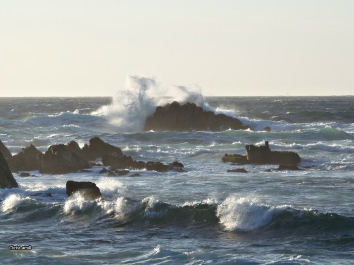 Visiting Craggy Coast at Monterey Bay - A Midlife Wife