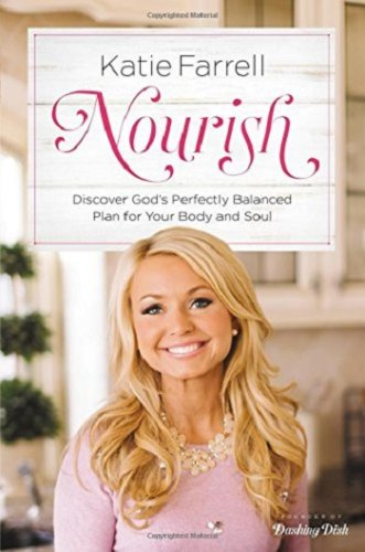 NOURISH by Katie Farrell: Book Review