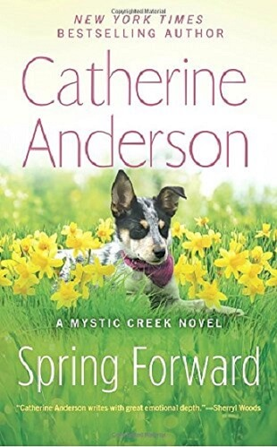 Spring Forward by Catherine Anderson - Book Review - A Midlife Wife