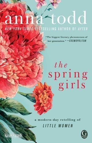 The Spring Girls by Anna Todd - Book Review by A Midlife Wife