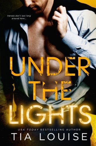 UNDER THE LIGHTS by Tia Louise - book review A Midlife Wife`