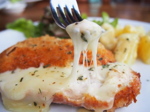 Low Carb Chicken Marinara Recipe